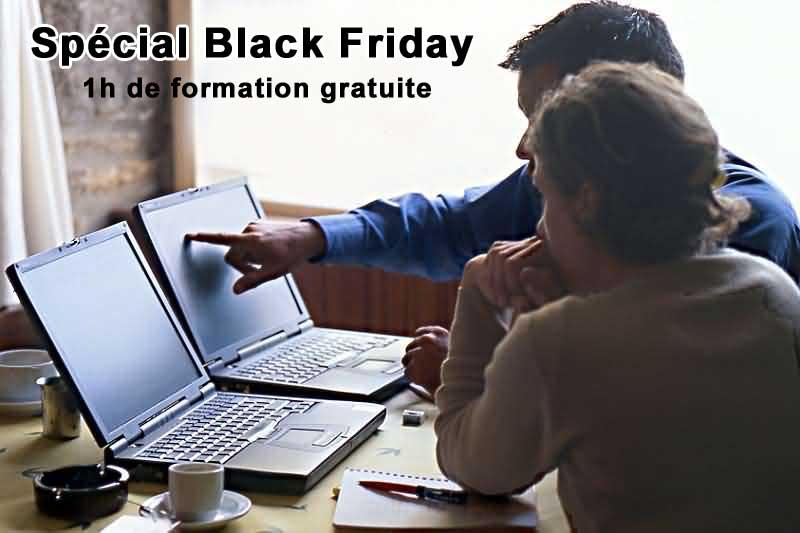 Black Friday à Issoire